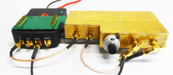 NMR Relaxation Spectrometer Instrument