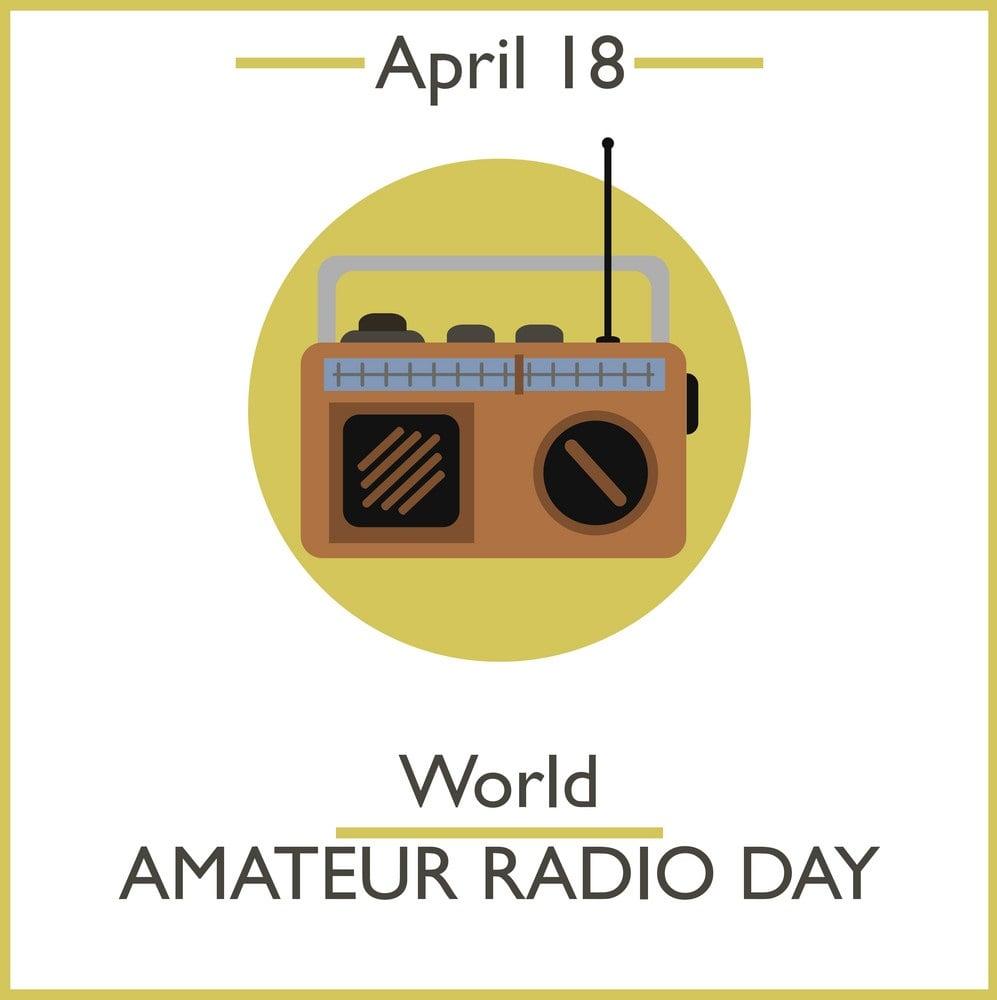 The Celebration Of The World Amateur Radio Day